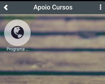 App Estudio da Alma Apoio Cursos